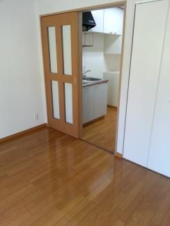 東京都職員住宅の引越し掃除